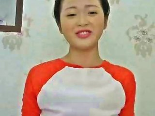 Asian Angel Masturbates On Webcam 83