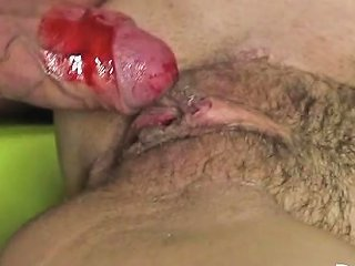 Cock Pleased By A Virgin